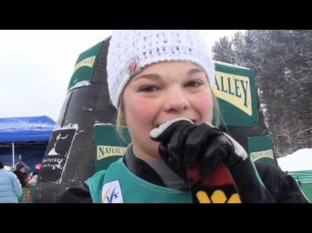 Caldwell wins women's World Cup aerials gold in Lake Placid