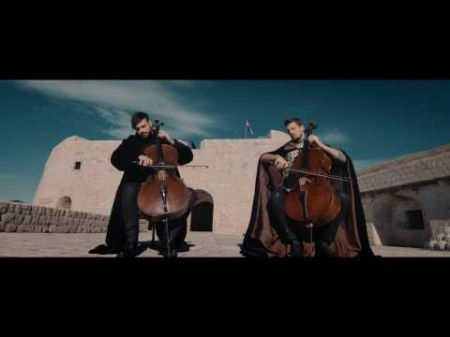 2CELLOS announce 2017 Score World Tour, multiplying the power of strings