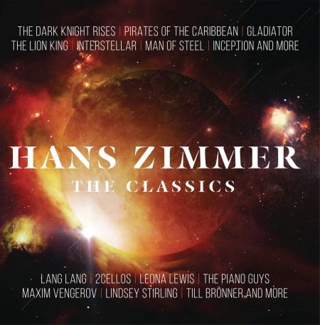 "Hans Zimmer releases ""The Classics"" on Sony Classical"