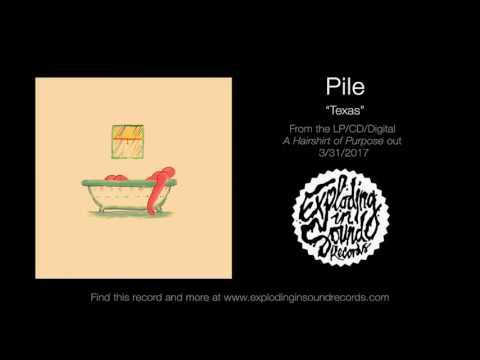 Indie rockers Pile announce spring US tour
