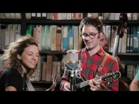 Mandolin Orange announce spring tour