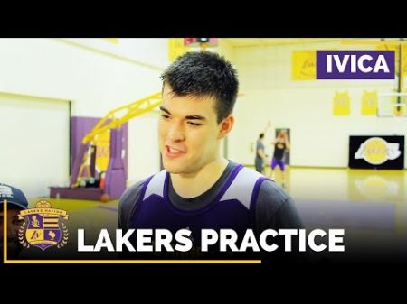 Brandon Ingram on fellow Lakers rookie Ivica Zubac: 'He's going to be really good'