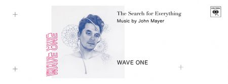John Mayer Drops 'The Search for Everything' Wave One EP