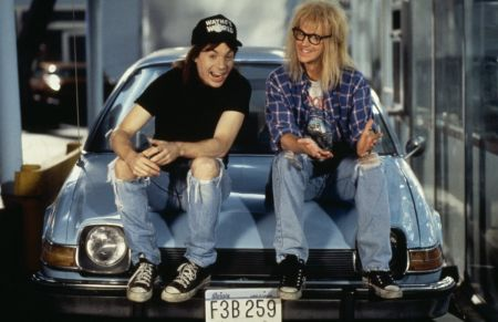 Wayne's World will be returning to select theaters next month in celebration it the film turning twenty-five.