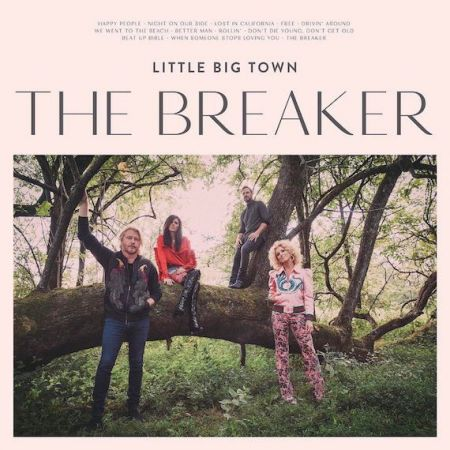 Little Big Town to release The Breaker on February 24, 2017.