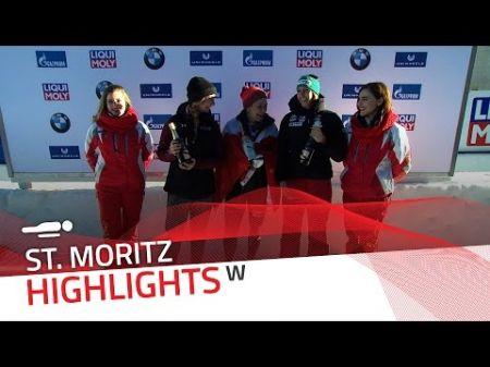 Wesenberg wins women's World Cup skeleton silver in Switzerland