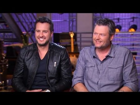 Luke Bryan named Team Blake advisor for Season 12 of 'The Voice'