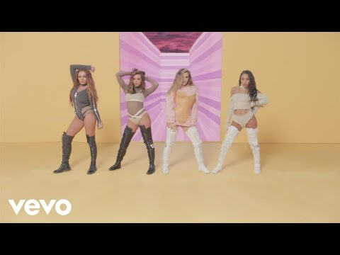 Little Mix throws it back to the 2000s in 'Touch' music video