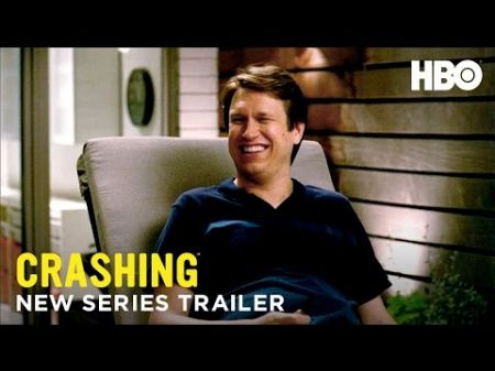 Pete Holmes announces the Crashing Comedy Tour