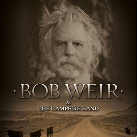 Bob Weir's spring tour begins on April 13 in Dallas