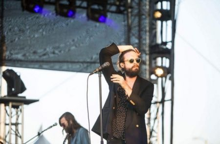 FJM's new album Pure Comedy is set for release April 7