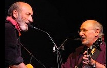 Peter Yarrow and Paul Stookey will be perfroming at the City Grove of Anaheim on Feb. 18