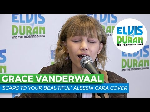 Watch: Grace VanderWaal nails Alessia Cara 'Scars to Your Beautiful' cover
