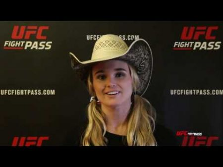 Megadeth grants MMA fighter Andrea Lee special access for walkout songs