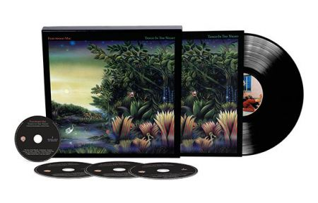 Fleetwood Mac will be re-releasing a thirtieth anniversary edition of 1987's Tango In The Night album this March.