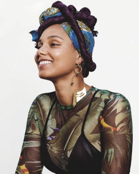 """That's What's Up!"" Happy Birthday Alicia Keys!"