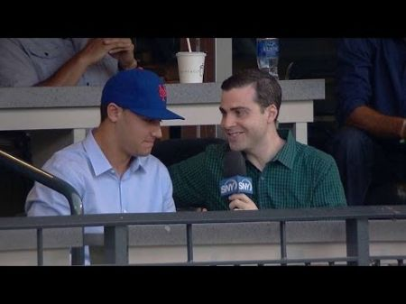 New York Mets: Conforto handling Bruce situation with class and maturity