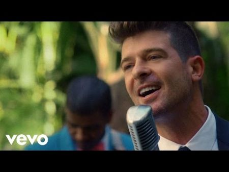 Robin Thicke among stars named to NHL All-Star Celebrity Shootout