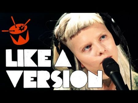 Watch: Aurora's phenomenal cover of Massive Attack's 'Teardrop'