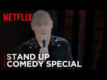 Watch: Bill Burr shares the trailer for his new Netflix special 'Walk Your Way Out'