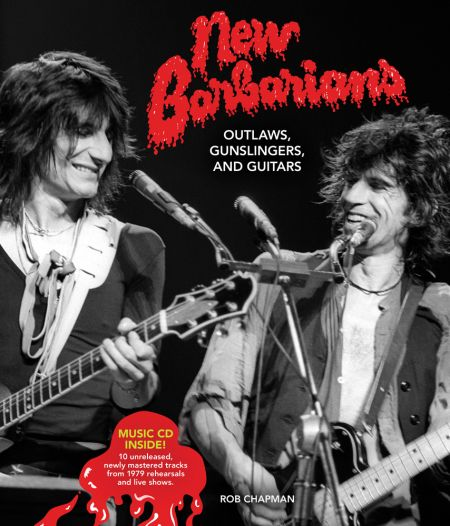 'New Barbarians: Outlaws, Gunslingers, and Guitars