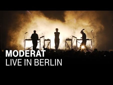 Moderat to play Northern American shows this spring