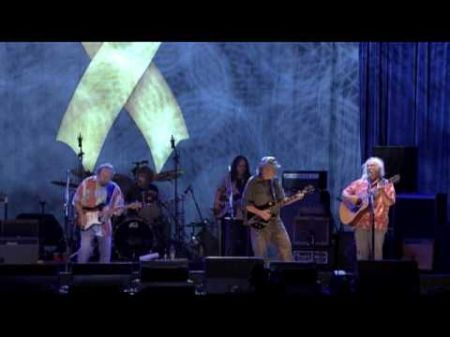 Neil Young won't rule out a CSNY reunion ahead of band's 50th anniversary