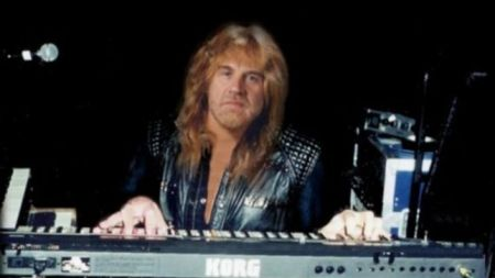 Longtime Black Sabbath keyboardist, Geoff Nicholls, passed away at 68 after battling cancer, according to former bandmates.