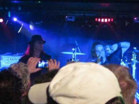 Quiet Riot rocks Token Lounge with new vocalist