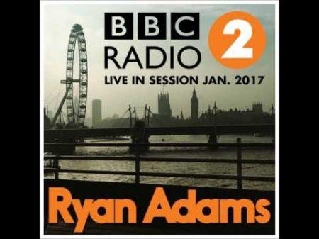 Ryan Adams covers Radiohead's 'Karma Police' during U.K. radio appearance