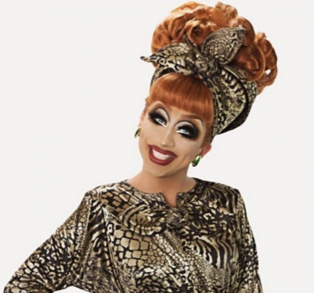 Bianca Del Rio will stop by the City National Grove of Anaheim on April 15