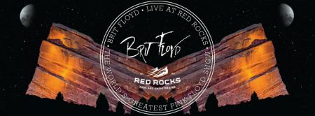 Brit Floyd will be back at Red Rocks this summer