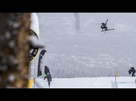 Braaten wins gold medal in slopestyle skiing at Winter X Games