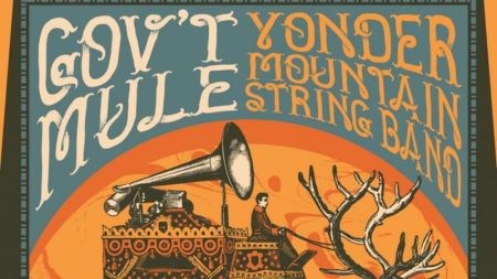 Gov't Mule offering a variety of VIP packages for Red Rocks show