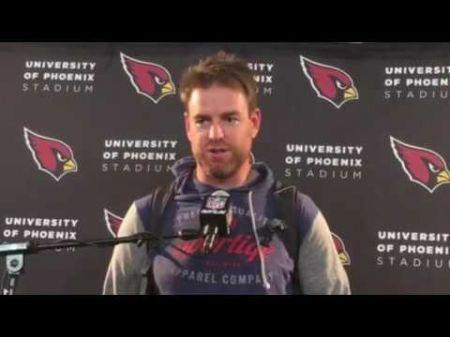 Cardinals QB Carson Palmer to continue NFL career if 'body responds' favorably