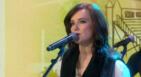 "Brandy Clark takes ""The Today Show"" by storm with performance of ""Love Can Go to Hell."""