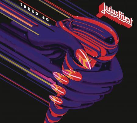 Original Turbo album cover art