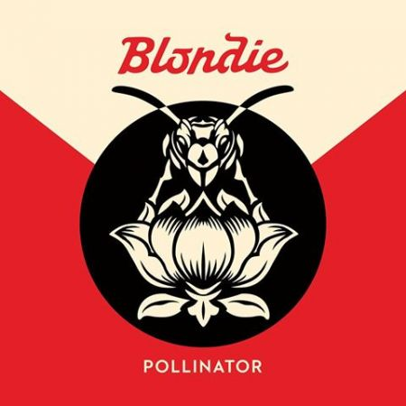 Blondie revealed the artwork and track listing for their upcoming eleventh studio album, Pollinator, on Monday,