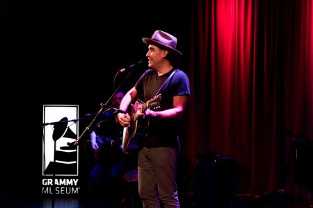 Joshua Radin's new album, The Fall, is out now