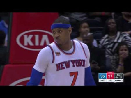 Potential landing spots for Carmelo Anthony