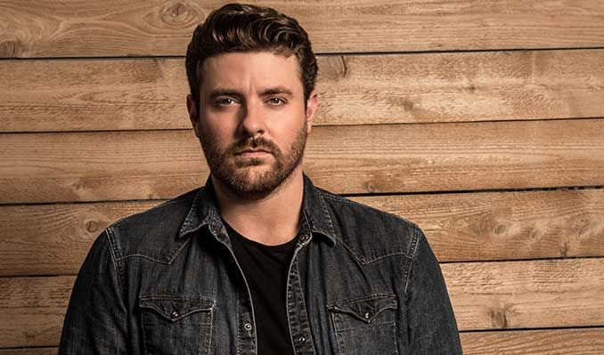 Chris Young tickets at Bridgestone Arena, Nashville