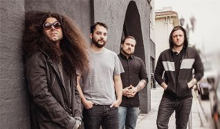 Coheed and Cambria 'NEVERENDER GAIBSIV' tickets at Terminal 5 in New York