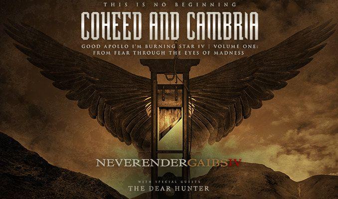 AEG Live   Coheed and Cambria