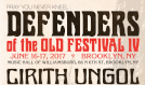 Defenders of the Old Festival IV tickets at Music Hall of Williamsburg in Brooklyn