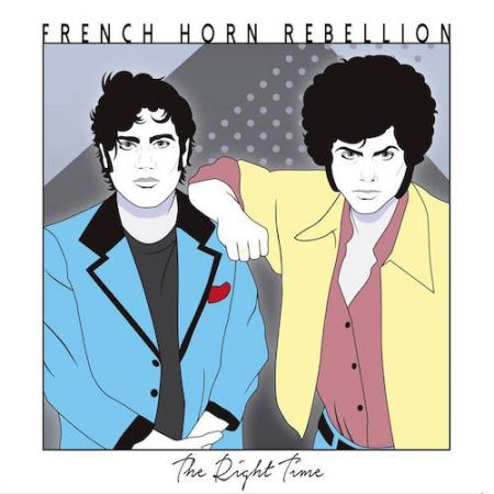 One of French Horn Rebellion's latest singles gives us a realistic reminder, when is it ever really the right time to be in a relationship?