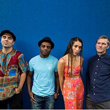 Future Latin Sounds: La Kasha & Telajeta