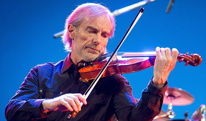 Jean-Luc Ponty tickets at The Regency Ballroom in San Francisco