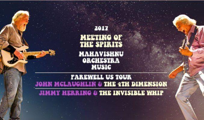 John Mclaughlin  / Jimmy Herring tickets at Keswick Theatre in Glenside
