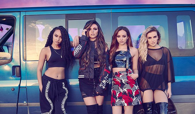 Little Mix tickets at Old Royal Naval College in London