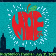 moe. tickets at PlayStation Theater in New York